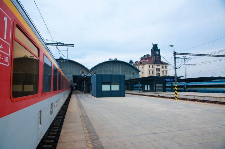 Train Travel toVienna