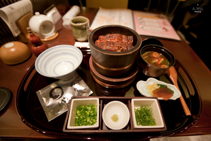 From Mountains to Beaches – Westin Nagoya and a meal ofHitsumabushi