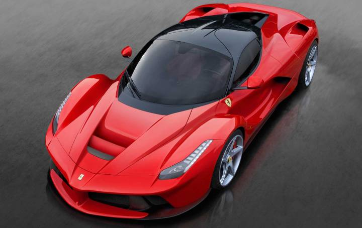 The New Ferrari Supercar – LaFerrari