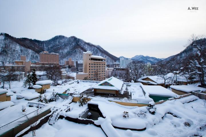 From Mountains to Beaches – Jozankei Daiichi HotelSuizantei
