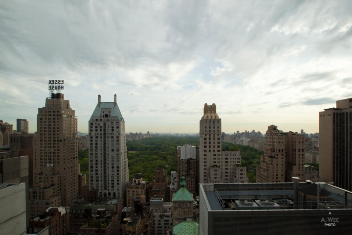 East Coast Trip 2013: Le Parker Meridien New York