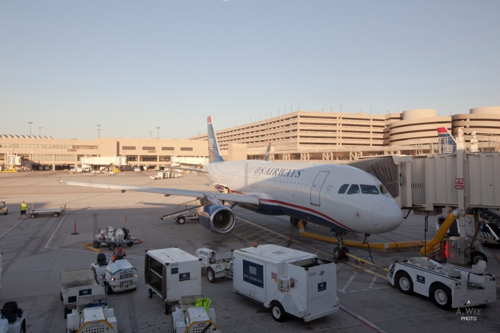 US Airways Economy Class SLC to PHX – Part 8 of Collecting Mountains