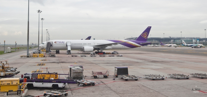 Thai Airways Business Class from Kuala Lumpur to Zurich for less than $1,900