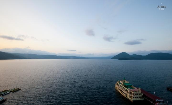 What's Hot in Japan: Lake ToyaOnsen