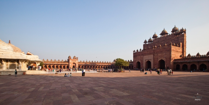 Fascinating India: Fatehpur Sikri and Taj Mahal