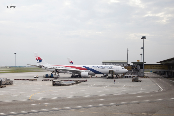 SQ and MH: Malaysia Airlines A330 Business Class Kuala Lumpur to Delhi