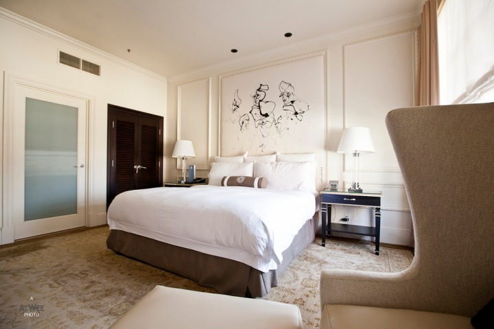 SPG Hotels in San Diego: The US Grant, a Luxury CollectionHotel