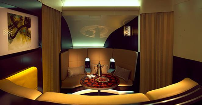 Etihad's new A380 cabins shows the way forward for airlines