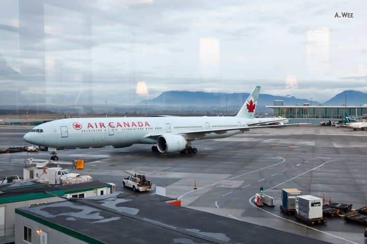 Air Canada Business Class on the A330 from YUL to YVR – Vive leQuébec