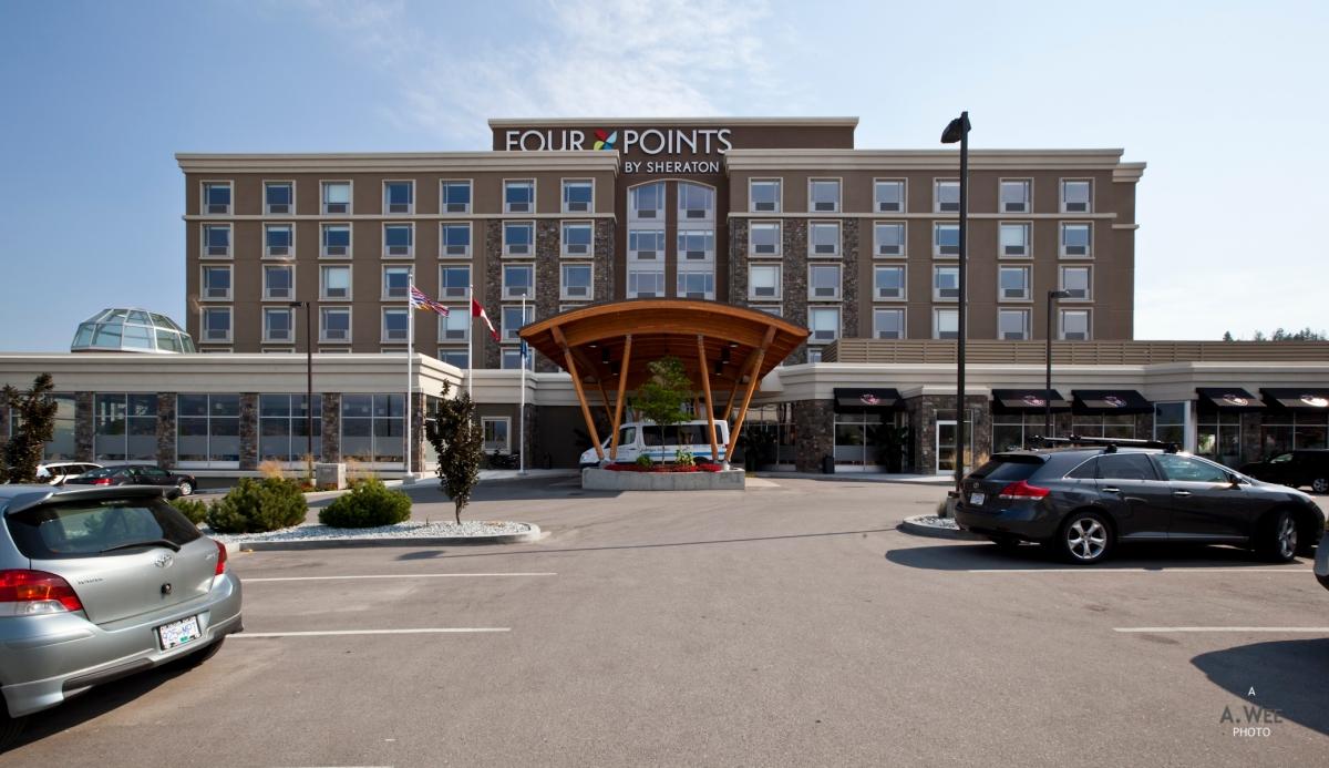 New Hotel Near Kelowna Airport