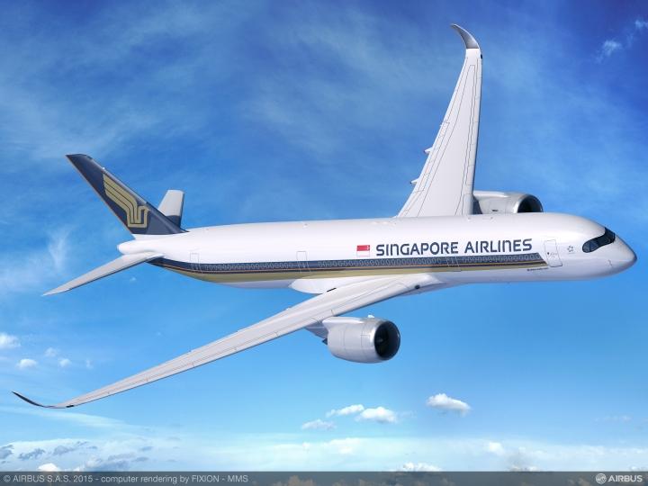 SIA A350