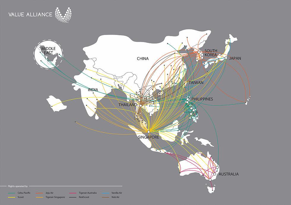 Value Alliance Route Map
