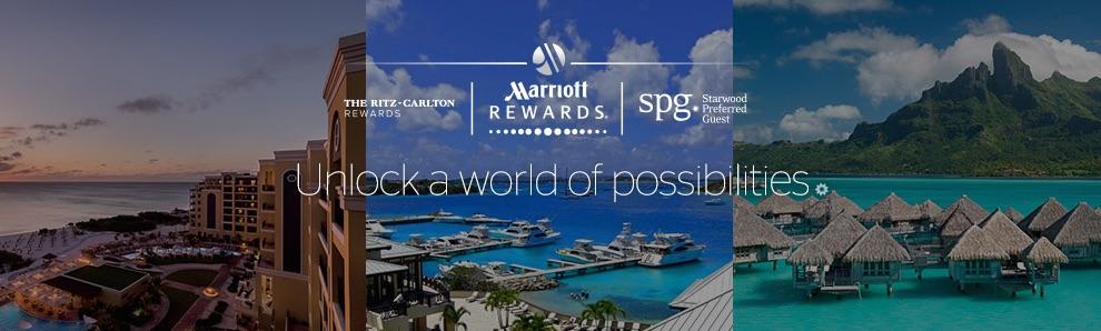 Marriott SPG Link
