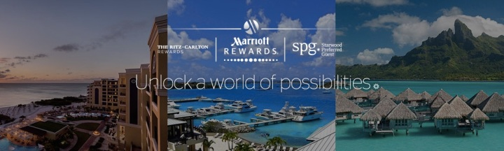 Marriott SPG Link