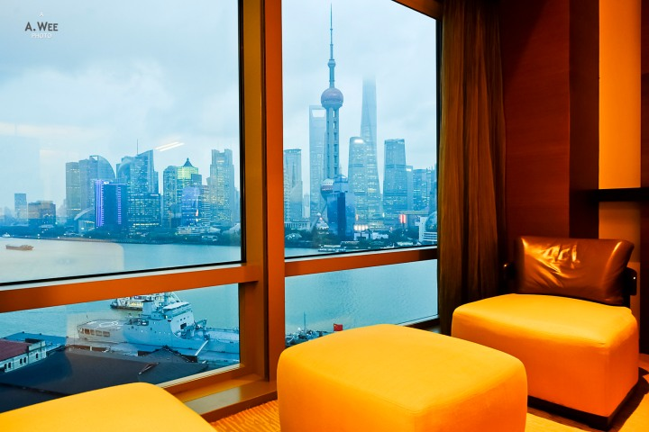 Hyatt on the Bund Shanghai – a Hotel Review