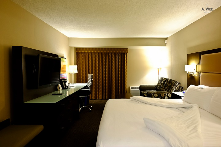 Holiday Inn Hotel & Suites Vancouver Downtown – a Hotel Review