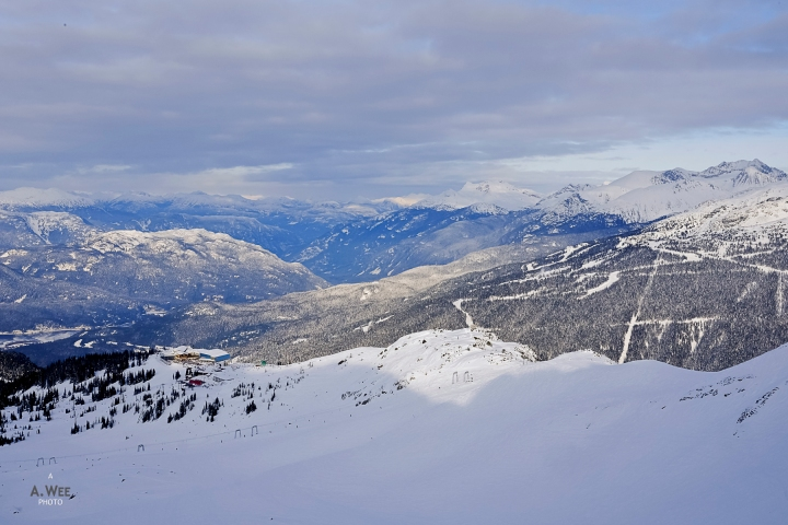 Best of Both Worlds at Whistler Blackcomb