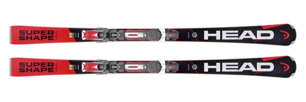 Head Supershape i.Rally skis