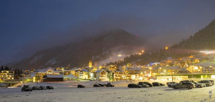 Fairy-tale Skiing in Ischgl,Austria