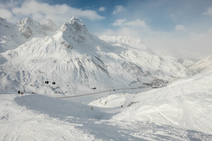 Best of leisure skiing at Lech and Zürs in the Arlberg