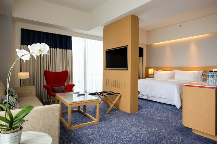 Four Points by Sheraton Surabaya – a HotelReview