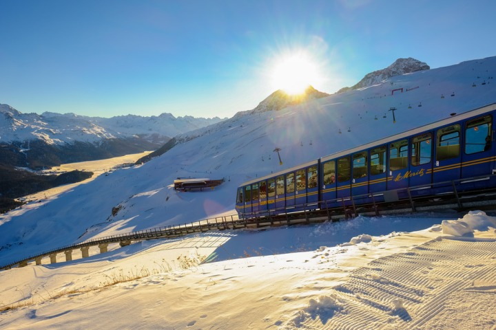 Luxury Ski Holidays at St. Moritz, Switzerland