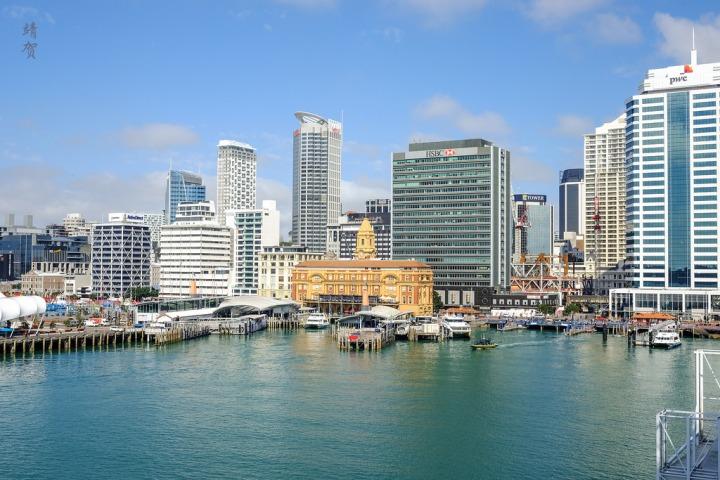 Hilton Auckland HotelReview