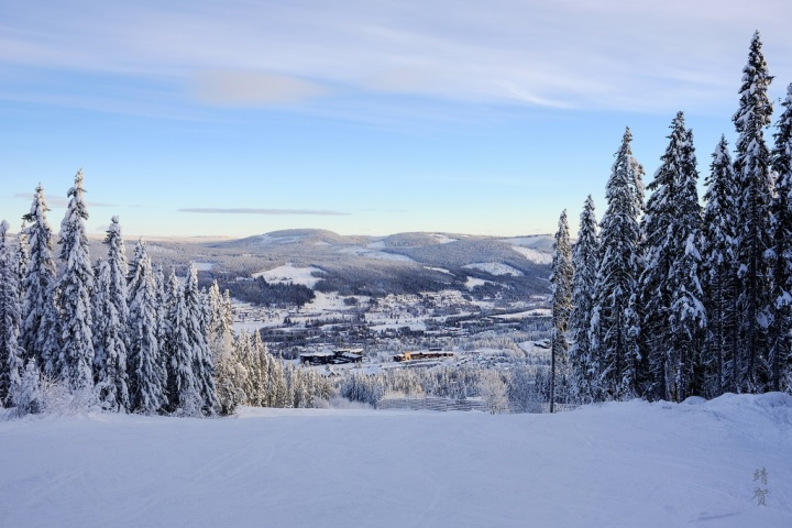 Winter Wonderland Fun at Trysil, Norway