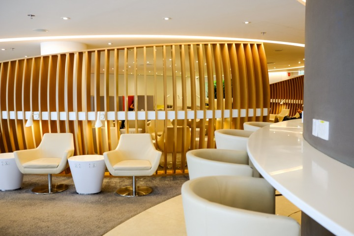 Sky Team Lounge in Hong Kong – aReview
