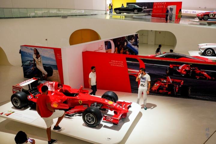 Enzo Ferrari Museum inModena