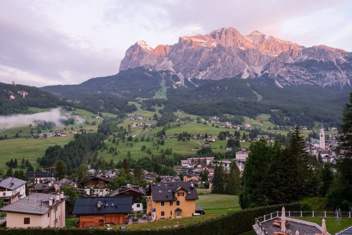 Cristallo at Cortina D'Ampezzo, a Luxury Collection Resort Review