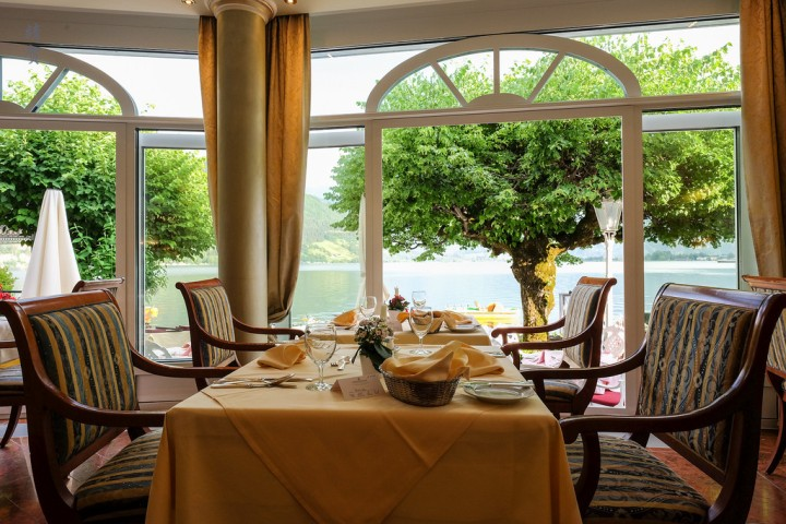 Half-board at Grand Hotel Zell am See