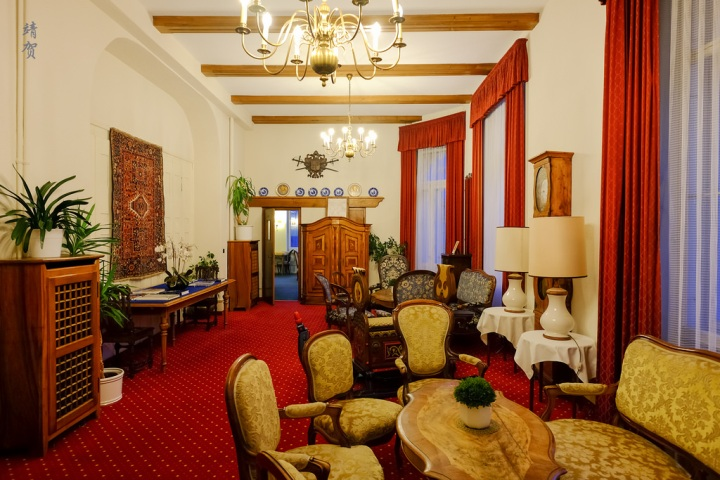 Old World Charm at Hotel Soldanella in St. Moritz