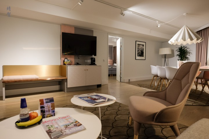 Radisson Blu Scandinavia Hotel in Gothenburg with a Suite Upgrade
