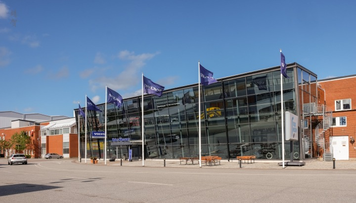 Volvo Museum at Gothenburg