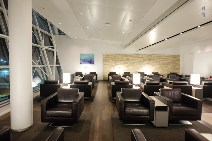 Swiss Lounge at New York JFK Terminal 4