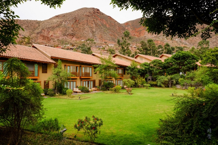 Luxury Machu Picchu lodging at Tambo del Inka in Urubamba, Peru