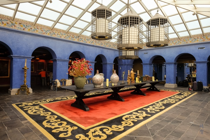 Incan Heritage at Palacio del Inka, a Luxury Collection Hotel in Cusco, Peru