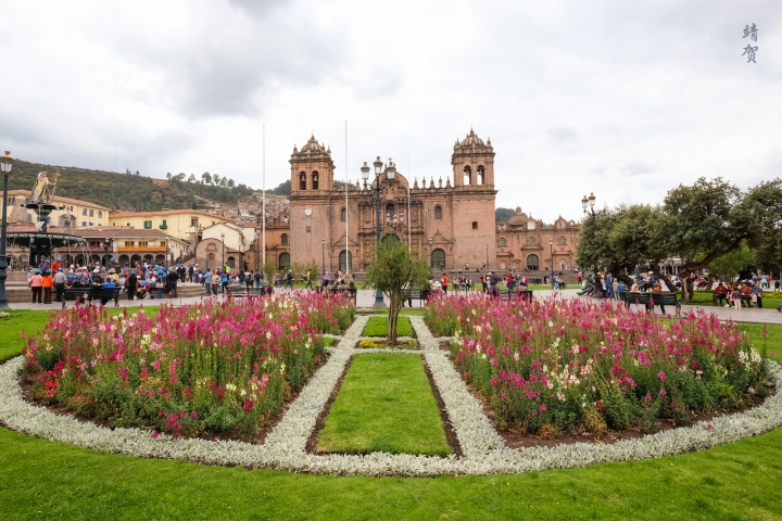 Dining at Cusco and Urubamba