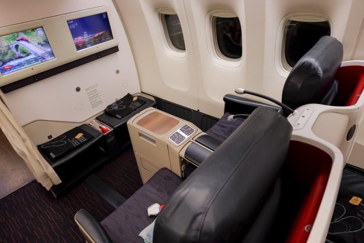 Turkish Airlines 777-300ER Business Class from Istanbul IST to Jakarta CGK