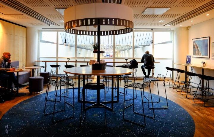 SAS Lounge Domestic at Stockholm Arlanda Terminal4