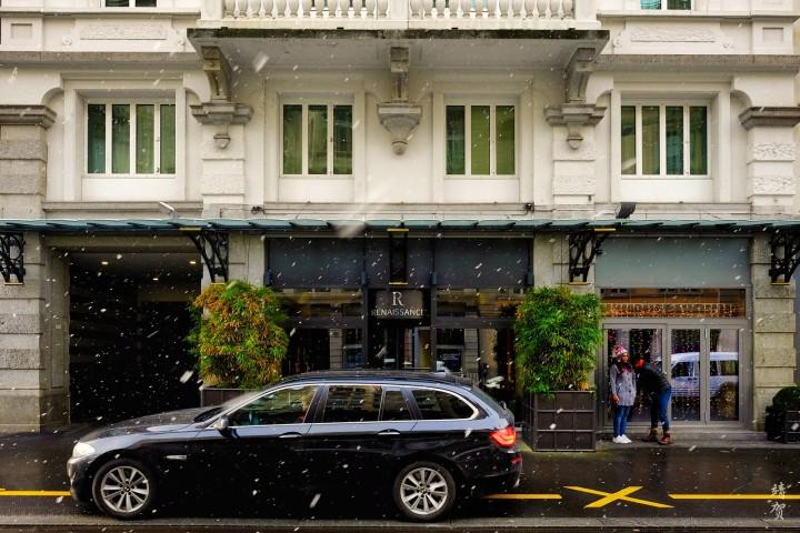 Renaissance Lucerne Hotel – aReview