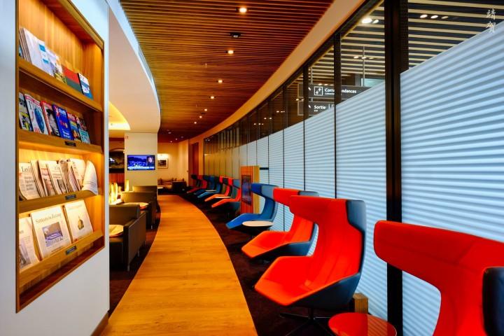 Salon Confluence at Lyon-Saint ExupéryAirport