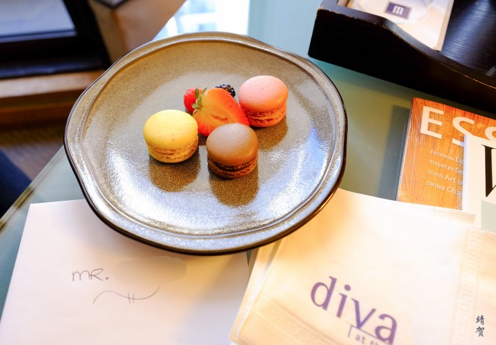 Breakfast at Diva at the Met Restaurant in Vancouver,BC