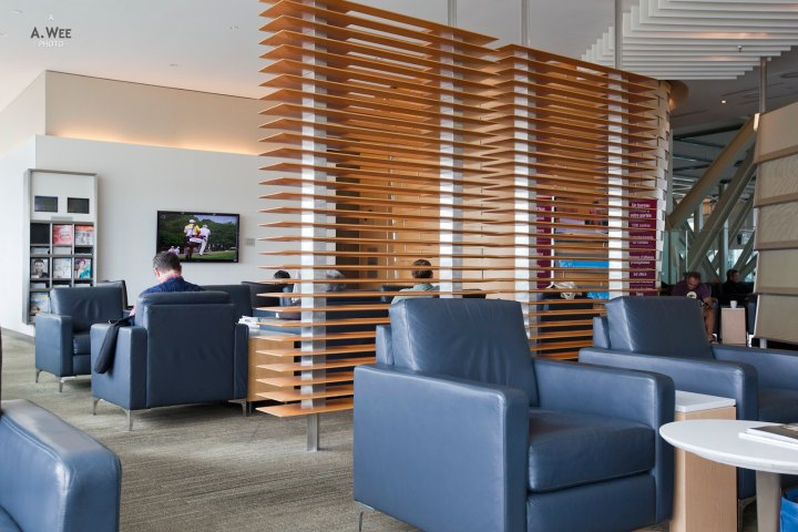 Lounge Review: Air Canada Maple Leaf Transborder Lounge in Vancouver
